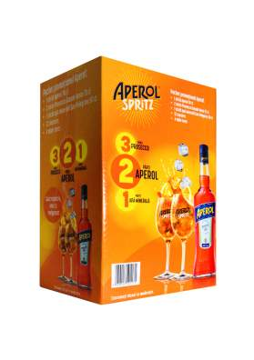 Aperol Gift Box 70cl