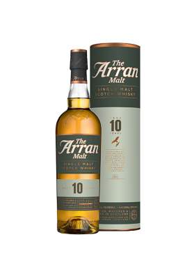 The Arran Malt 10 ani 70cl