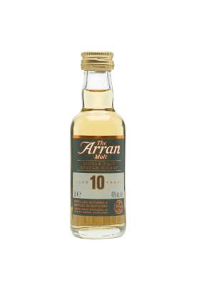 The Arran Malt 10 ani 5cl