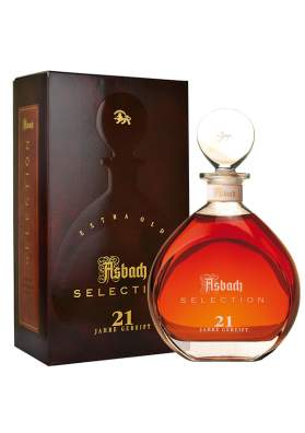 Asbach Selection 21 ani 70cl