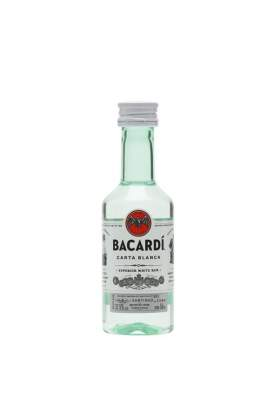 Bacardi Carta Blanca 5cl