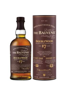 Balvenie DoubleWood 17 ani 70cl