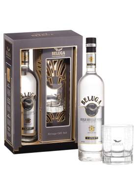 Beluga Gift Box 70cl