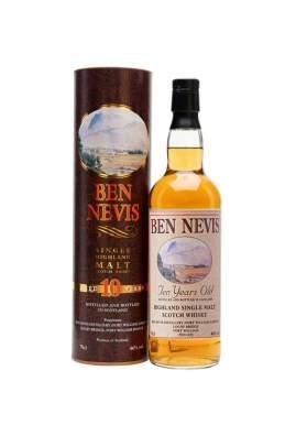 Ben Nevis 10 ani 70cl