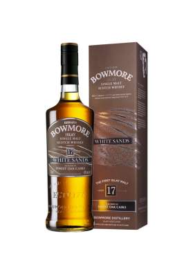 Bowmore White Sands 17 ani 70cl