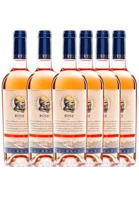 Budureasca Horeca Rose Six Pack 6 x 0.75L