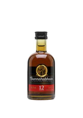 Bunnahabhain Small Batch Distilled 12 ani 5cl