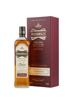 Bushmills Port Cask Steamship 70cl