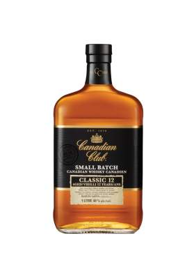 Canadian Club Small Batch 12 ani 100cl