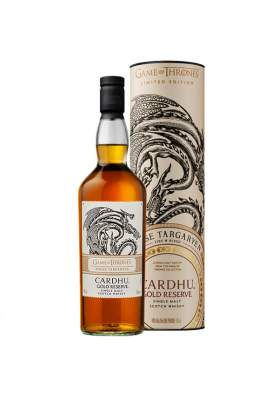 Cardhu Gold Reserve Game Of Thrones 70cl