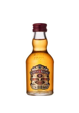 Chivas Regal 12 ani 5cl