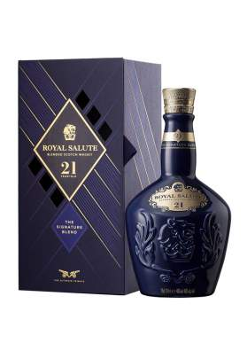 Chivas Royal Salute 21 ani The Sapphire Flagon 70cl