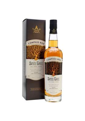 Compass Box Spice Tree 70cl