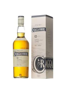 Cragganmore 12 ani 70cl