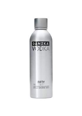 Danzka Fifty Vodka 100cl