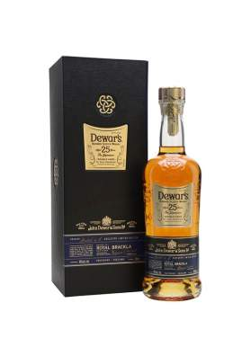 Dewar's Royal Brackla 25 ani 70cl