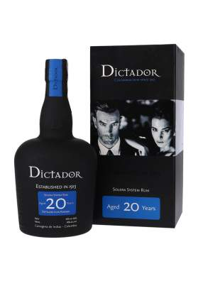 Dictador 20 ani 70cl