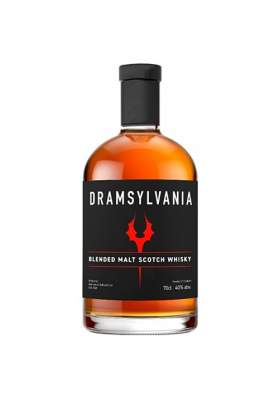 Dramsylvania Blended Scotch Whisky 70cl
