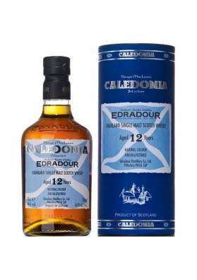 Edradour Caledonia 12 ani 70cl
