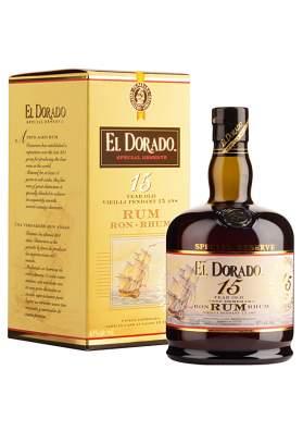 El Dorado 15 ani 70cl