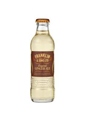 Franklin & Sons Ginger Ale 20cl