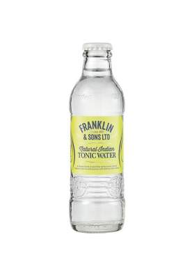 Franklin & Sons Indian Tonic 20cl