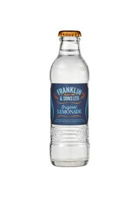 Franklin & Sons Original Lemonade 20cl