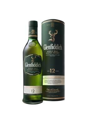 Glenfiddich 12 ani 70cl