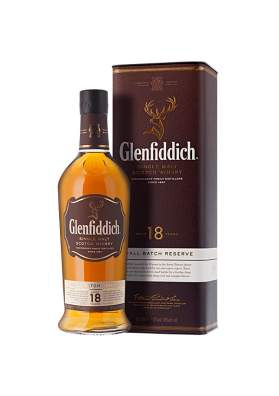 Glenfiddich Small Batch Reserve 18 ani 70cl