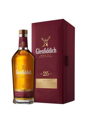 Glenfiddich Rare Cask 25 ani 70cl