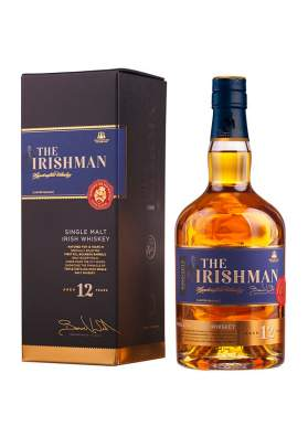 The Irishman 12 ani 70cl