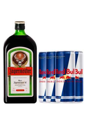 Jager Bomb 70cl