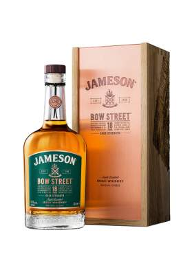 Jameson Bow Street 18 ani 70cl