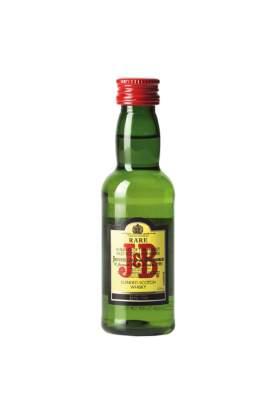 J&B Rare 5cl
