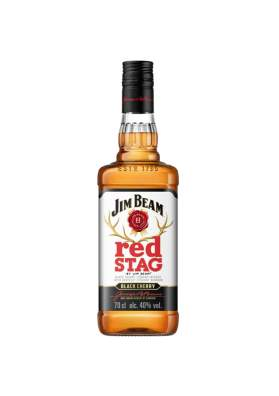 Jim Beam Red Stag Black Cherry 70cl