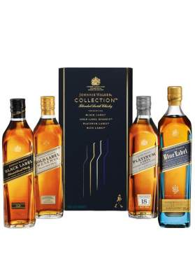 Johnnie Walker Collection 20cl