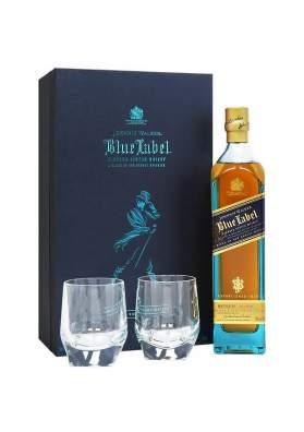 Johnnie Walker Blue Label Gift Set 70cl