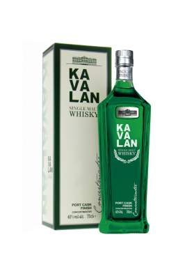Kavalan Port Cask Finish Concertmaster 70cl
