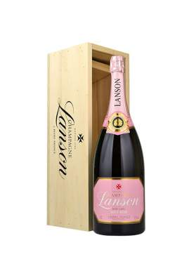 Lanson Rose Label Brut 150cl
