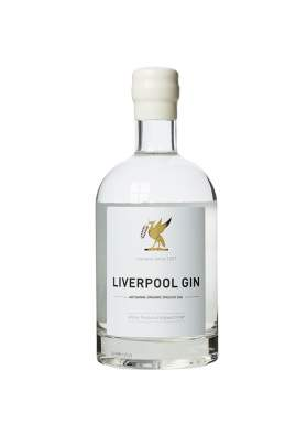 Liverpool Artisanal Gin 70cl