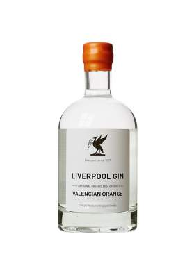 Liverpool Valencian Orange Gin 70cl