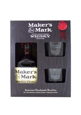 Maker's Mark Gift Set 70cl