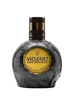 Mozart Dark Chocolate 50cl