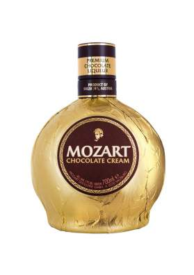 Mozart Cream Gold 70cl