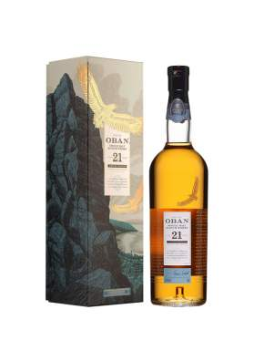 Oban 21 ani Cask Strenght 2018 Special Release 70cl