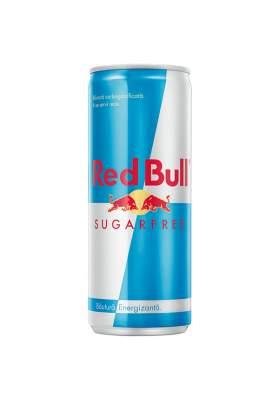 Red Bull Sugafree 25cl