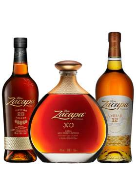Ron Zacapa Trio Pack