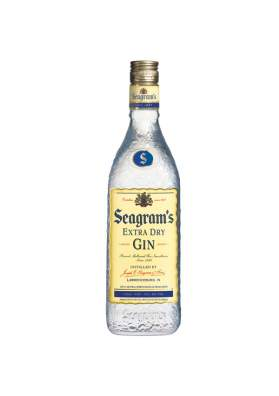 Seagram's Extra Dry Gin 70cl
