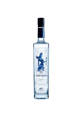 Snow Queen Organic Vodka 70cl