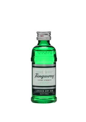 Tanqueray Dry Gin 5cl